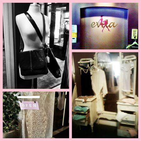 Evila Boutique Envy Collage
