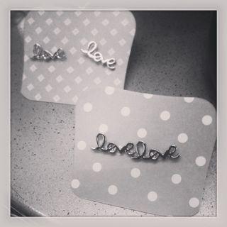 Loveearrings