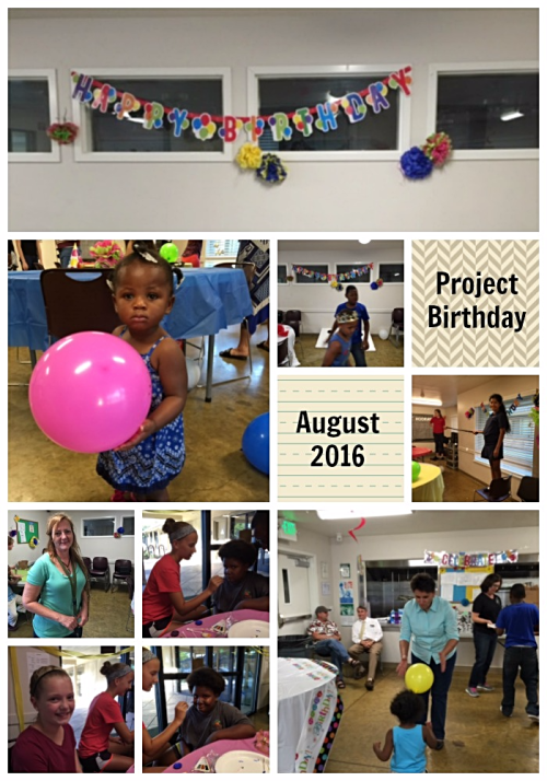 Project Birthday Collage A