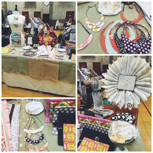 Antelope Handmade Booth Pics