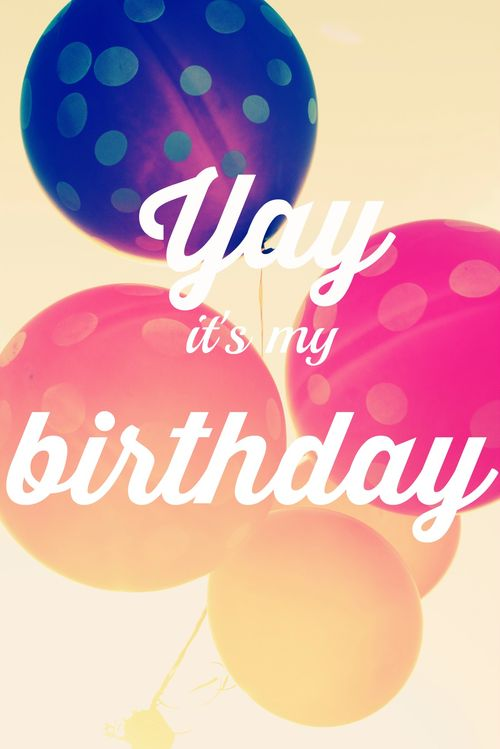 Birthday To Me 2015