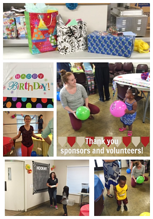 Project Birthday Collage B